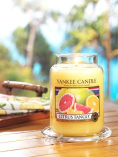 Yankee candle summer 2014