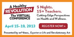 5 Nights. 15 Teachers. Cutting-edge Perspectives on Health and Wellness.