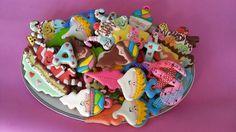 ¡¡Plato de galletas para niños!!/Plate of cookies for children