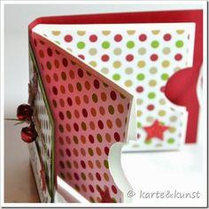 Geschenkverpackung / Goodie: Idee für Teebeutelbuch (auch schöne Geschenk-Idee)
