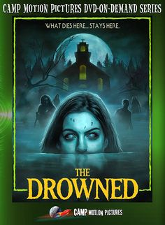 THE DROWNED DVD (CAMP MOTION PICTURES)