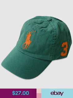 4aca4a4e Polo Ralph Lauren Hats #ebay #Clothing, Shoes & Accessories