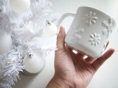 スノーカントリーマグ : レッド&ホワイト (Snow Country Mug - Red / White) - スターバックスのタンブラー達 : Starbucks Tumblers