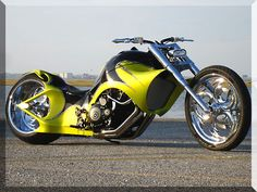 Custom Street Chopper