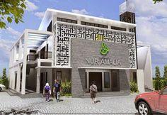 masjid modern - Google Search
