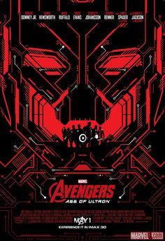 Vote For the IMAX-Exclusive Marvel's 'Avengers: Age of Ultron' Poster | News | Marvel.com