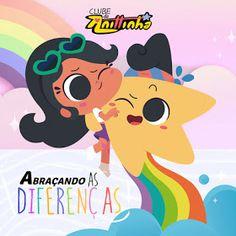 "Anittinha – Abraçando as diferenças (De ""Clube da Anittinha) - Single Pikachu, Minnie Mouse, Disney Characters, Fictional Characters, Club, Ticket Invitation, Fantasy Characters"