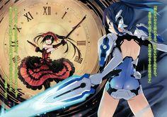 Mana & Kurumi 's Fight