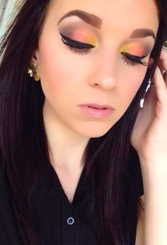 I love this look from @Sephora's #TheBeautyBoard: http://gallery.sephora.com/photo/sunset-eye-2786