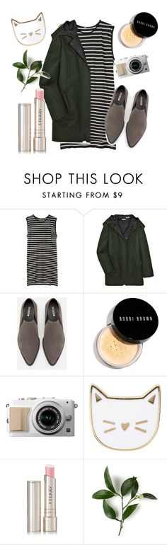 """F A S H I O N - woke up like this"" by stylebyyda ❤ liked on Polyvore featuring R13, Miu Miu, Zara, Bobbi Brown Cosmetics, Des Petits Hauts and By Terry"