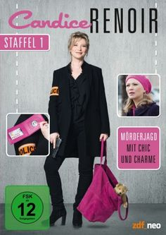 Candice Renoir - Staffel 1 2.5/5 Sterne Candice Renoir, Dvd Film, Great Tv Shows, New Series, Cinema, Movies, Movie Posters, Asd, Look
