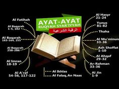 Ayat Ruqyah Syariah Penawar Sihir & Gangguan Jin Cure & Protection From . Hijrah Islam, Doa Islam, Jin Yang, Tajweed Quran, Learn Islam, Quotes Indonesia, Islamic Love Quotes, Quran Quotes, Cool Photos