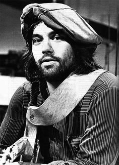 Lowell George. Never heard of this guy unfortunately, I pinned him because I find him strangely attractive