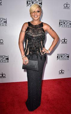 Mary J. Blige, American Music Awards