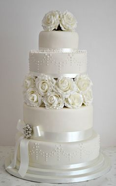 Availability of cake decorators may be limited at the bakeshop of your choice. A - Braut Hochzeitstorten - Availability of cake decorators may be limited at the bakeshop of your choice. A - Braut Hochzeitstorten - White Wedding Cakes, Cool Wedding Cakes, Elegant Wedding Cakes, Elegant Cakes, Beautiful Wedding Cakes, Gorgeous Cakes, Wedding Cake Designs, Pretty Cakes, Lace Wedding
