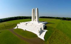 Photos: Views of the Canadian National Vimy Memorial World War One, First World, Monuments, Canadian Soldiers, Canadian History, Remembrance Day, Lest We Forget, Statue Of Liberty, Places To See