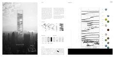 "eVolo Announces 2015 Skyscraper Competition Winners,First Place: ""Essence Skyscraper"" / BOMP (Ewa Odyjas, Agnieszka Morga, Konrad Basan, Jakub Pudo). Image Courtesy of eVolo"