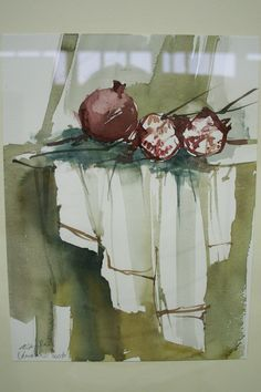 acquerello di Sergio Bigolin - 2006