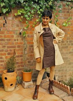#DateStyle - Neutral with Brown, Camel & Beige - #fashionblog #indianfashion #indianfashionblogger #UKFashion #Londonfashionblogger #UKFashionBlogger #fblogger #streetstyle #winterfashion