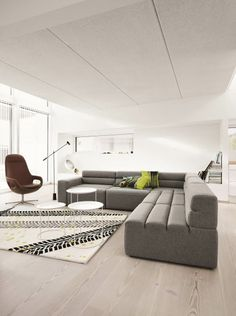 The BoConcept Smartville sofa designed in collaboration with smart.