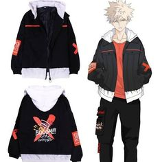 My Hero Academia Katsuki Bakugou Booom! Anime Outfits, Anime Inspired Outfits, Teen Fashion Outfits, Cosplay Outfits, Edgy Outfits, Cute Casual Outfits, Character Inspired Outfits, Womens Fashion, Casual Cosplay