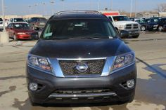 2014 Nissan Pathfinder Platinum 4x4 Platinum 4dr SUV SUV 4 Doors Black for sale in Wichita, KS Source: http://www.usedcarsgroup.com/new-nissan-pathfinder-for-sale