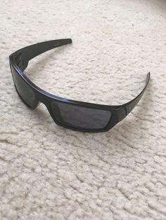 893435991f0e Oakley Gascan Sunglasses Polished Black Grey Mens  fashion  clothing  shoes   accessories