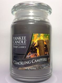 Image result for yankee candle crackling campfire