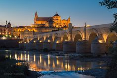 Roman Bridge - Cordoba Spain [1024 x 683] [OC]