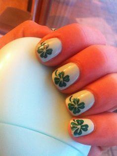 St. Patrick's Day Nail - 2