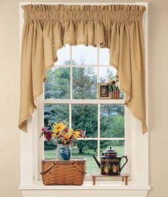 Shop All Valance Styles At Country Curtains. From Tailored Valances To  Scalloped Valances, We Have A Wide Variety Of Valances To Achieve The Look  You Want ...