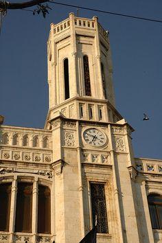 Municipio, torre ottagonale #Cagliari #sardinia #italy