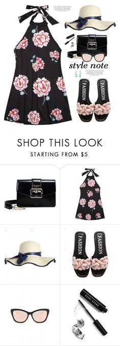 """Style note"" by paculi ❤ liked on Polyvore featuring Bobbi Brown Cosmetics"