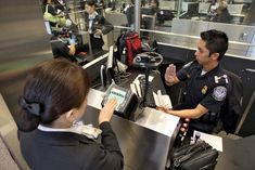 A federal court in Boston has ruled that the government is not allowed to search travelers' phones or other electronic devices at the U. border without first having reasonable suspicion of a crim… Visa Usa, Donald Trump, Electronic Frontier Foundation, Voyage New York, Immigration Reform, Democratic Senators, Us Border, Wall Street Journal, Federal