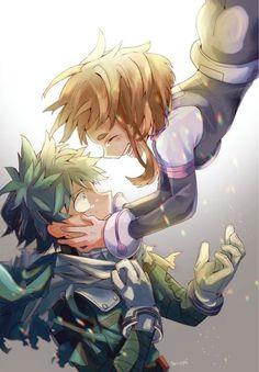 Boku no Hero Academia  #324: En Defensa De Un Joven   Mangas.in (Mangas.pw) - Tú Lector Online
