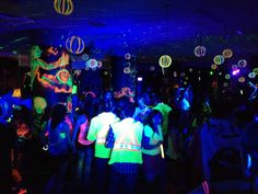 An underage dance party with a twist to create excitement and enjoyment to attract numbers