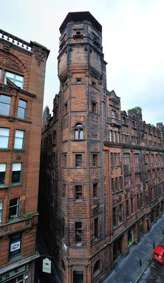 The Lighthouse, Glasgow. The architecture is stunning and you can get the best view of the city (Top Design Building)