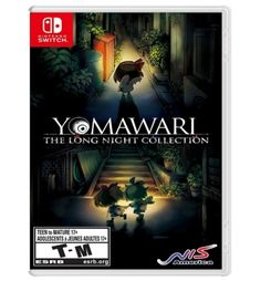 Buy Yomawari The Long Night Collection (Nintendo Switch) securely online today at a great price. Yomawari The Long Night Collection (Nintendo Switch) available today at GAMES OVER. Nintendo 3ds, Nintendo Switch Games, Xbox Games, Alone, Japanese Urban Legends, Playstation, Ps4, Advance Wars, Katamari Damacy