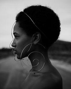 Culture Clash - Nur Hellmann by Jan Welter for Harper's Bazaar Japan March 2016 #bijou