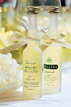 50 Fab Favours For Your Wedding Day Limoncello An Italian