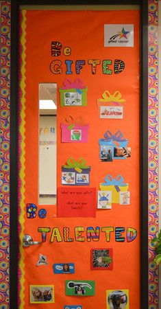 This is my door to match my superhero -themed classroom    Get comfy, I have lots of pictures for you today! This year our principal chall...