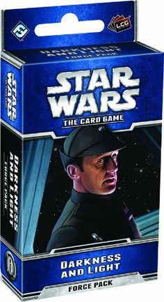 Star Wars: The Card Game: Darkness and Light Force Pack