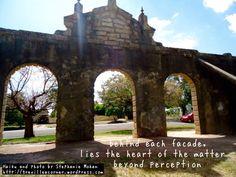 Behind each facade – #haiku #buddhism | grevilleacorner