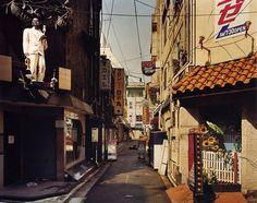 Masataka NAKANO - TOKYO NOBODY, Ueno Taito-ku May, 1999 Empty Tokyo, Japan http://www.artunlimited.co.jp/artists/masataka-nakano.html#