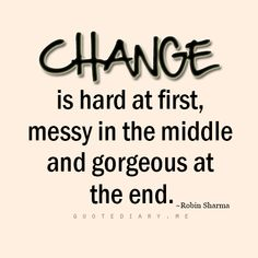 Change your attitude today!
