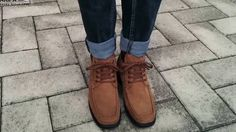 CHAMARIPA - Increasing Height Boots Fashion Desert Tall Men Shoes - 3.94...