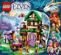 The Starlight Inn 41174 - LEGO Elves - Building Instructions - LEGO.com