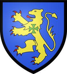 Coat of arms of Nieul-le-Dolent, vendée, france