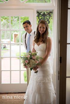 Tallahassee Garden Club Wedding Tallahassee Wedding Photographer