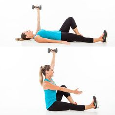 #Abs Workout Plan: 6 Weight Exercises to Get a Six-Pack | Shape Magazine